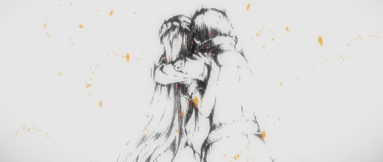 Асуна и Кирито последние секунды айнкрайда