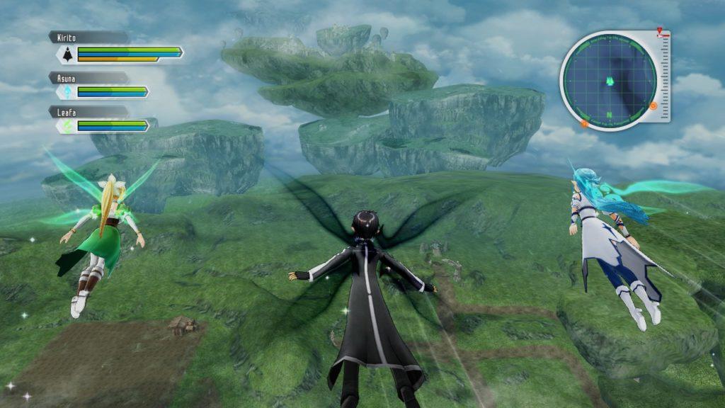 скриншоты к игре Lost Song - 1