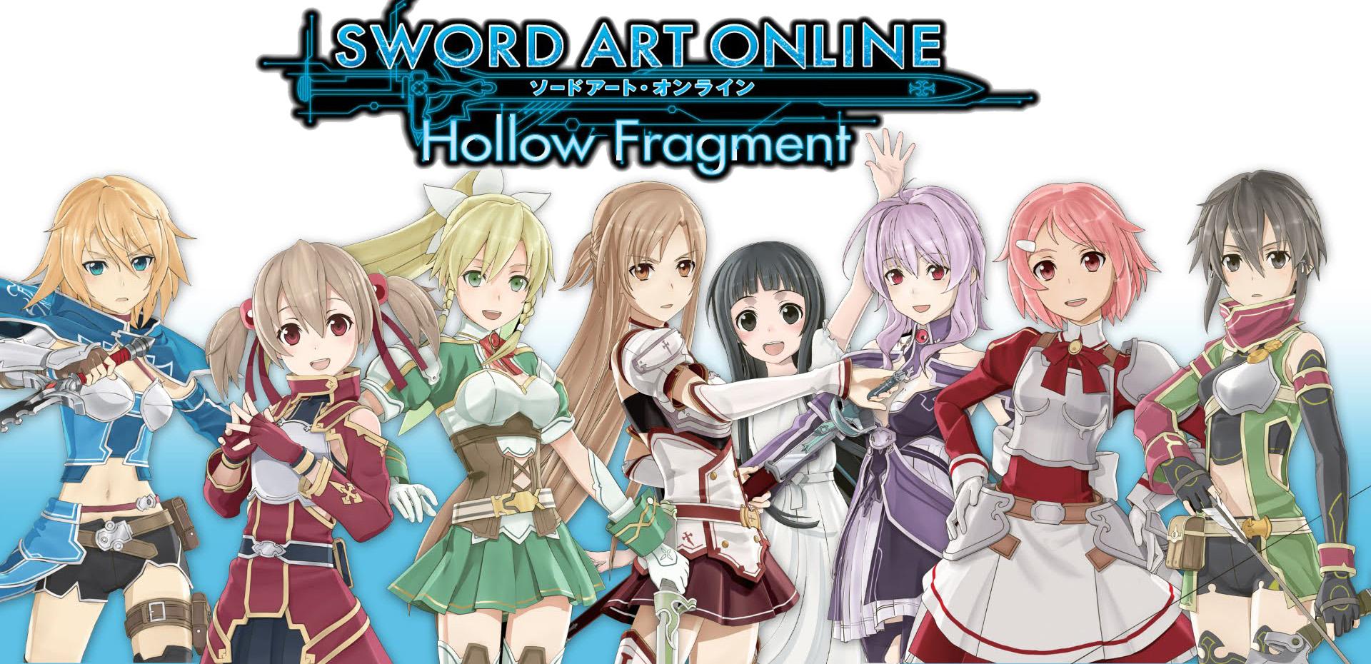 персонажи Hollow Fragment
