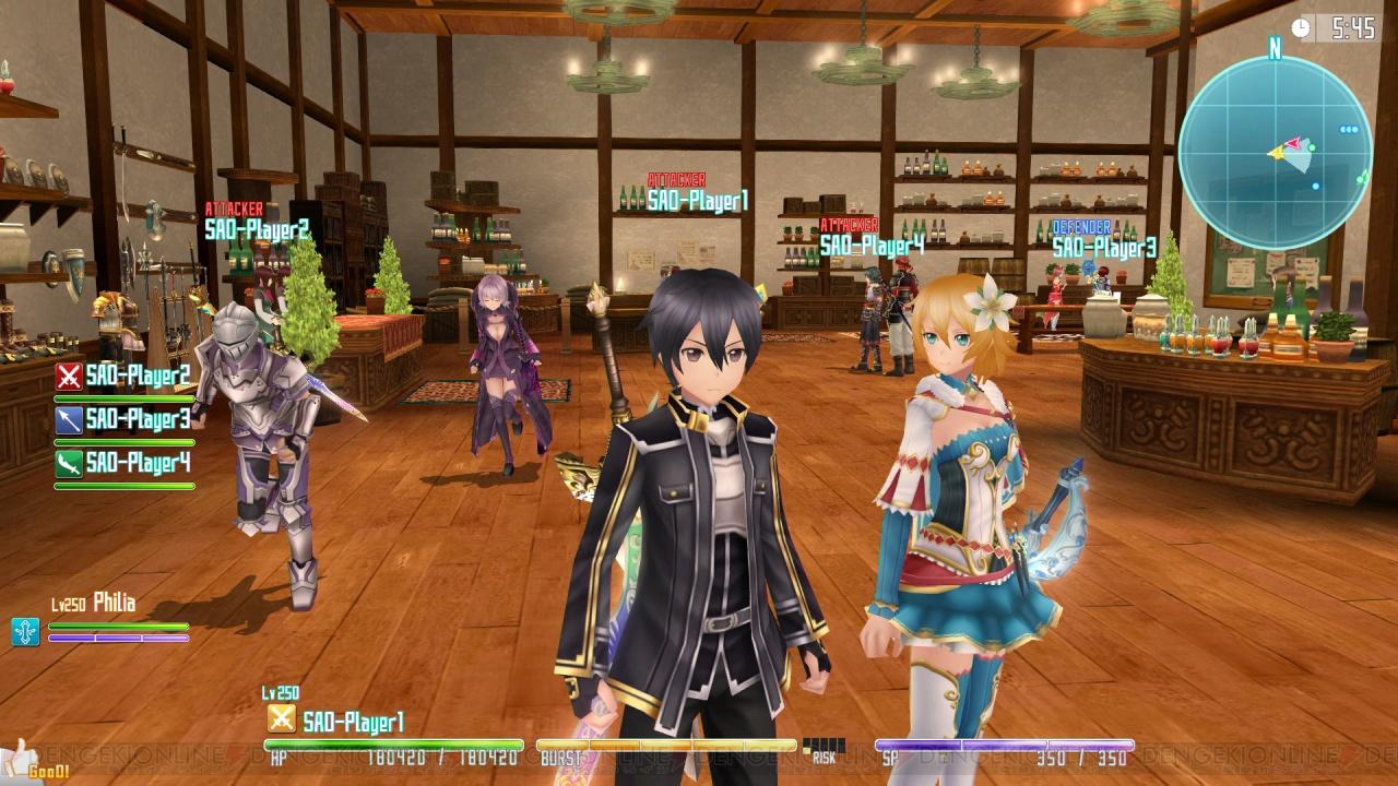 скриншоты к игре Hollow Fragment - 4