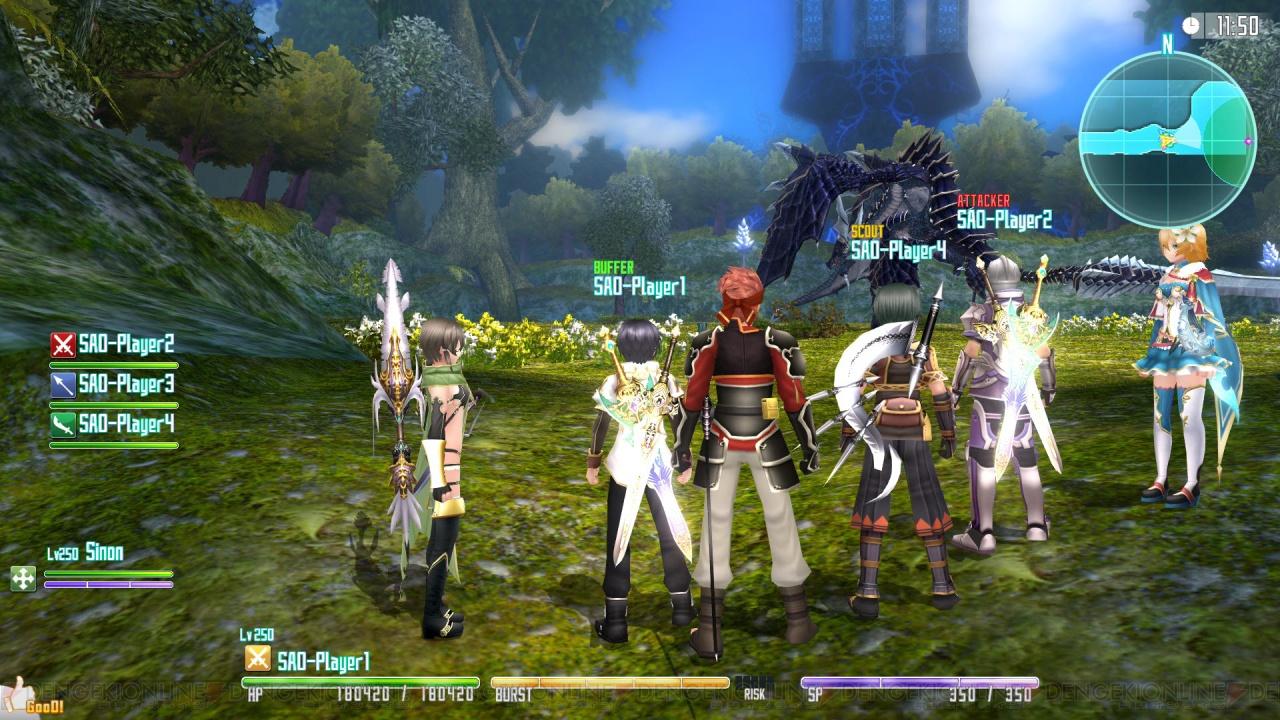 скриншоты к игре Hollow Fragment - 2