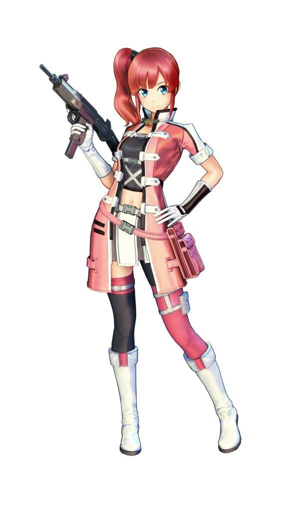 Персонажи Fatal Bullet 2