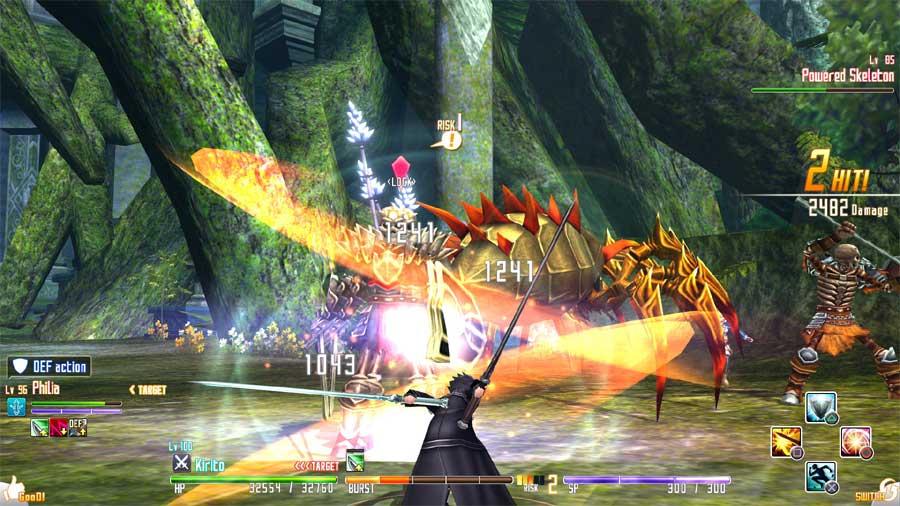 скриншоты к игре Hollow Fragment - 3