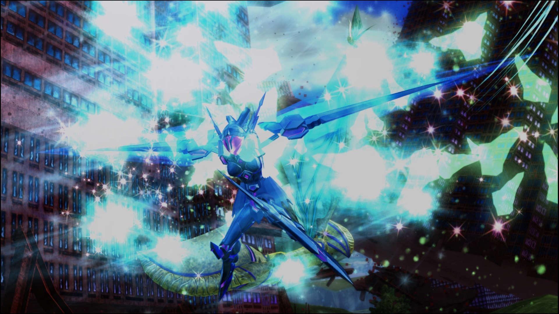 скриншоты к игре Accel World VS Sword Art Online - 4