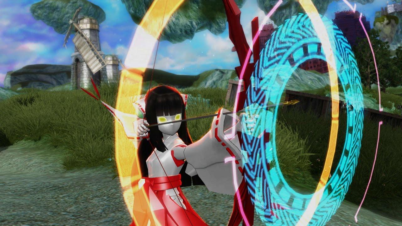 скриншоты к игре Accel World VS Sword Art Online - 1