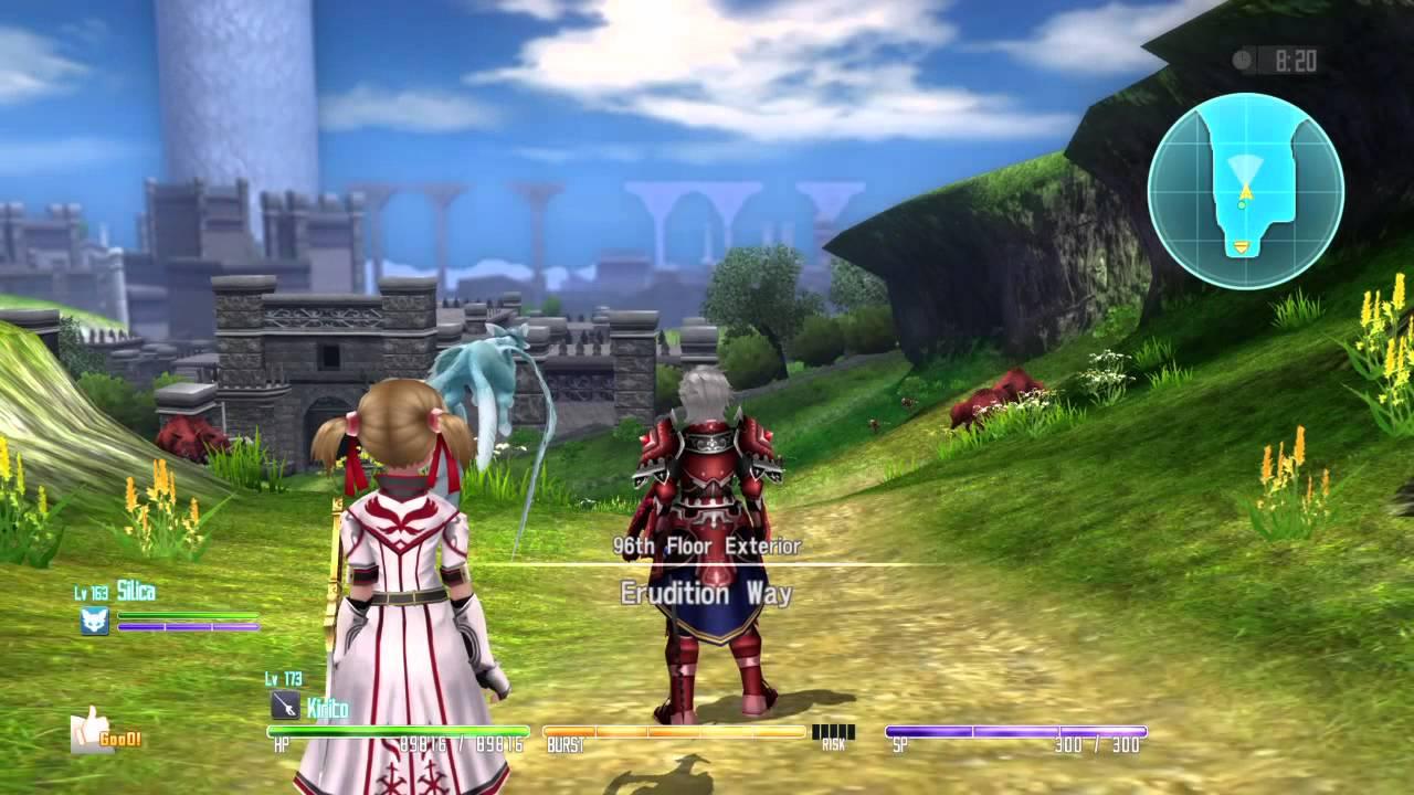 скриншоты к игре Hollow Fragment - 5