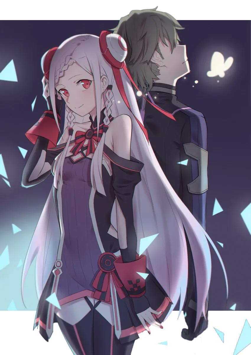 Юна и Эйджи